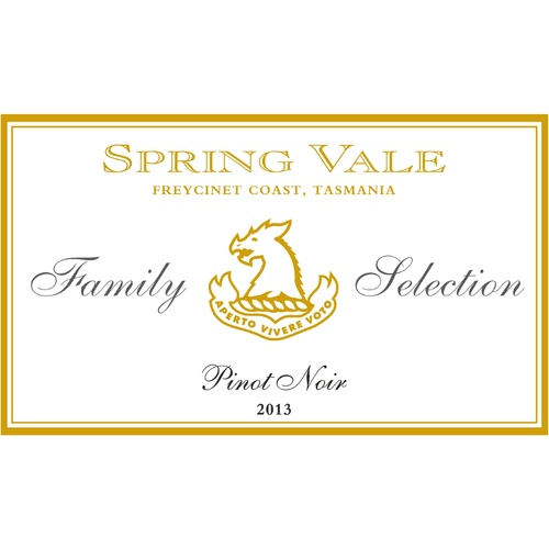 2013 Family Selection Pinot Noir